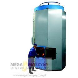 EKOGREŃ Kocioł przemysłowy na ekogroszek EG-600