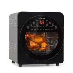 Klarstein AeroVital easy touch, frytownica na gorące powietrze, 16 programów, 1700 W, 14 l, czarna