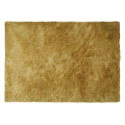 Dywan shaggy LOLLY - Złoty - 160 * 230 cm