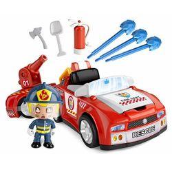 EPEE PinyPon Action Pojazd z figurką Wóz strażacki FPP16057