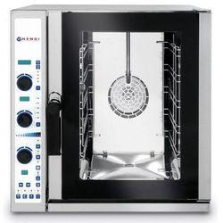 OUTLET - Piec konwekcyjno-parowy 5 x GN2/3   elektryczny   sterowanie elektroniczne   230V   3,2kW