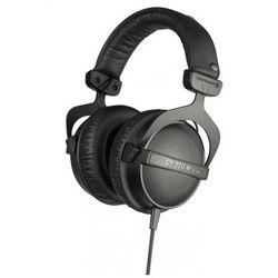 Beyerdynamic DT770 M (80 Ohm) słuchawki zamknięte Płacąc przelewem przesyłka gratis!