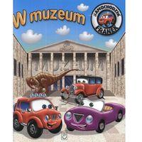 Literatura młodzieżowa, W muzeum. Samochodzik Franek (opr. broszurowa)