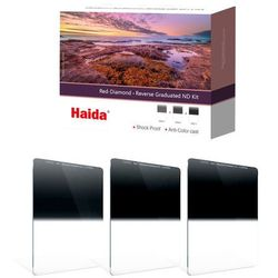 Zestaw filtrów połówkowych Reverse Haida Red Diamond (100x150)