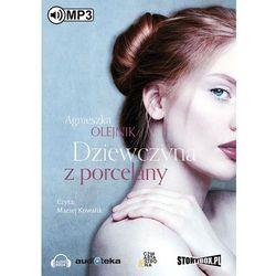 Dziewczyna z porcelany (Audiobook na CD) - Wyprzedaż do 90%