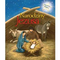 Książki dla dzieci, Narodziny Jezusa Opowieści biblijne - Sasha Morton (opr. twarda)