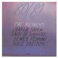 Pozostała muzyka rozrywkowa, 80/81 - Pat Metheny Quintet (Płyta CD)