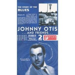 JOHNNY OTIS AND FRIENDS - Blues Archive (2CD)