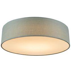 Plafon LED zielony 40cm - Drum LED