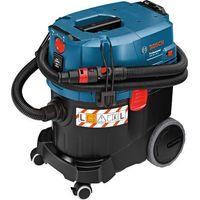 Odkurzacze przemysłowe, Odkurzacz do pracy na sucho i na mokro GAS 35 L SFC+ BOSCH