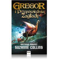 Książki fantasy i science fiction, Kroniki Podziemia. Tom 2. Gregor i przepowiednia zagłady (opr. broszurowa)