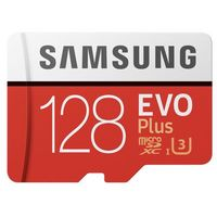 Karty pamięci, Samsung EVO Plus MB-MC128G 128GB MicroSDXC UHS-I Klasa 10 pamięć flash