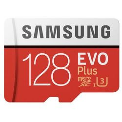 Samsung EVO Plus MB-MC128G 128GB MicroSDXC UHS-I Klasa 10 pamięć flash
