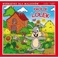 Książki dla dzieci, Królik Lolek (opr. twarda)