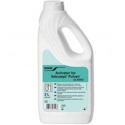 Ecolab Sekusept pulver AKTYWATOR do proszku do mycia i dezynfekcji narzędzi 2l