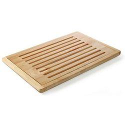 Hendi Drewniana deska do krojenia chleba z wyjmowaną kratką   475x322mm - kod Product ID