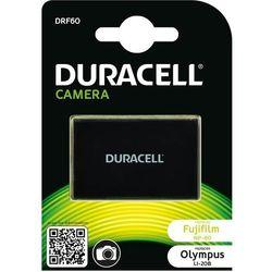 Akumulator DURACELL NP-60 Klic-5000 LI-20B SLB-1137 do Fuji, Kodak, Samsung Li-ion Premium
