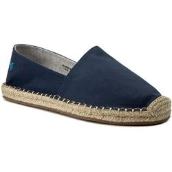 Espadryle MARC O'POLO - 703 23753801 605 Washed Blue 851
