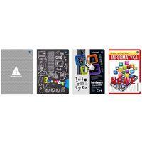 Zeszyty, Zeszyt tematyczny Interdruk A5 w kratkę 60 kartek informatyka