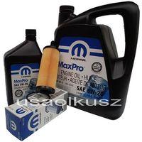 Oleje silnikowe, Olej MOPAR 5W20 oraz oryginalny filtr RAM 1500 3,6 V6 2014-
