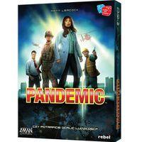 Puzzle, Rebel Gra Pandemic wersja polska, nowa edycja