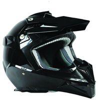 Kaski motocyklowe, Kask Crossowy Enduro Ozone FMX Czarny
