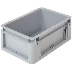 Pojemnik przemysłowy,poj. 5 l, dł. x szer. x wys. 300 x 200 x 120 mm, opak. 5 szt.