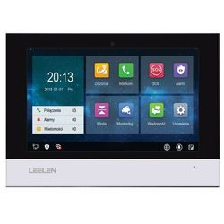 "Leelen LEELEN Monitor 7"" TCP/IP V3S_V31 - dotykowy ekran: Kolor monitora - czarny V3S_V31 - Rabaty za ilości. Szybka wysyłka. Profesjonalna pomoc techniczna."
