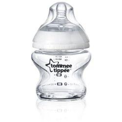 Tommee Tippee Butelka Szklana 150ml | U NAS SKOMPLETUJESZ CAŁĄ WYPRAWKĘ | SZYBKA WYSYŁKA