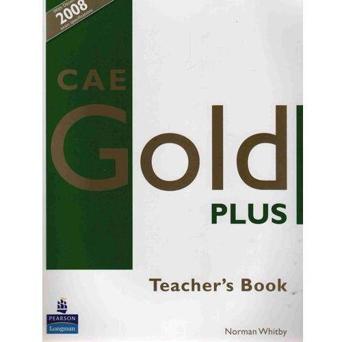 Książki do nauki języka, Cae gold plus-płyty