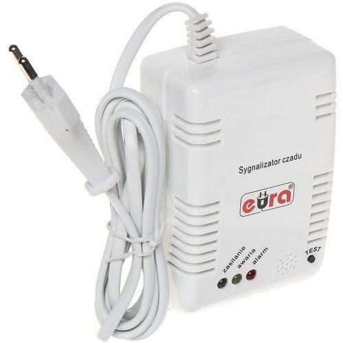 Czujki alarmowe, Czujnik tlenku węgla EURA CD-41A2 + Zamów z DOSTAWĄ JUTRO! + DARMOWY TRANSPORT!