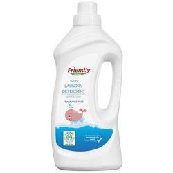 Bezzapachowy Płyn do Prania Ubranek Dziecięcych 1l, Friendly Organic