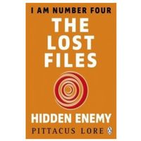 Książki do nauki języka, I Am Number Four: The Lost Files: Hidden Enemy (opr. miękka)