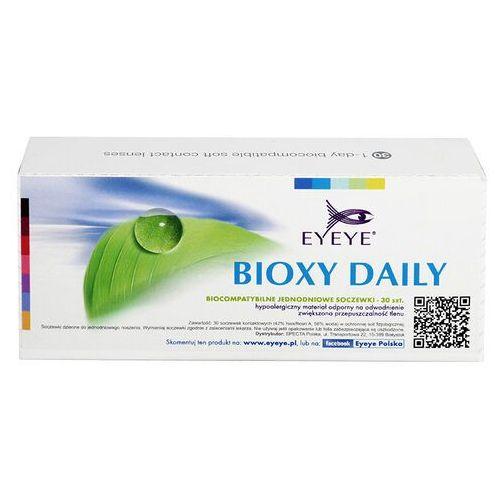 Soczewki kontaktowe, Eyeye Bioxy Daily 90 szt.