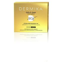DERMIKA GOLD 24 KREM 55+ DZIEŃ/NOC