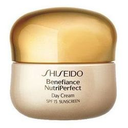 Shiseido Benefiance Nutriperfect Day Cream SPF 15 krem na dzień 50ml