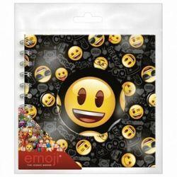 Pamiętnik spiralny DERFORM B Emoji