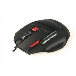 Mysz przewodowa GENESIS G55 optyczna Gaming czarna