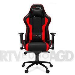 Fotel PRO-GAMER Maveric Czarno-czerwony