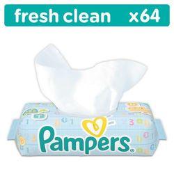 Chusteczki Pampers Baby Fresh 64 szt - 4015400439110