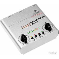 Behringer MIC100 Tube Ultragain przedwzmacniacz