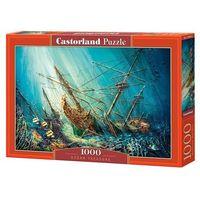 Puzzle, Puzzle 1000 Ocean Treasure - Castor OD 24,99zł DARMOWA DOSTAWA KIOSK RUCHU