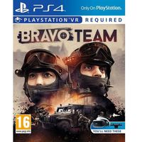 Gry na PlayStation 4, Bravo Team (PS4)