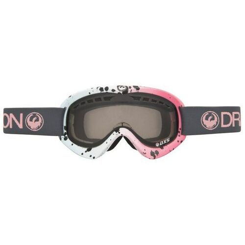 Kaski i gogle, gogle snowboardowe DRAGON - Dxs Splatt (Smoke) (929)
