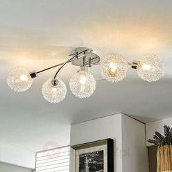 Fantazyjna lampa sufitowa LED Ticino