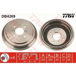 BĘBEN HAM TRW DB4269 SUZUKI ALTO III 1.3 86KM 98-00, LIANA 1.3 90KM 02-
