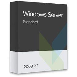 Windows Server 2008 R2 Standard elektroniczny certyfikat