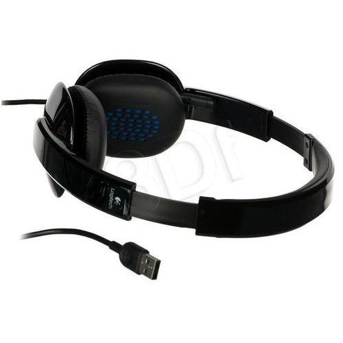 Słuchawki, Logitech H540