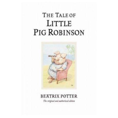 Książki do nauki języka, Tale of Little Pig Robinson (opr. twarda)