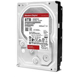 Dysk twardy Western Digital WD80EFAX - pojemność: 8 TB, cache: 256MB, SATA III, 5400 obr/min